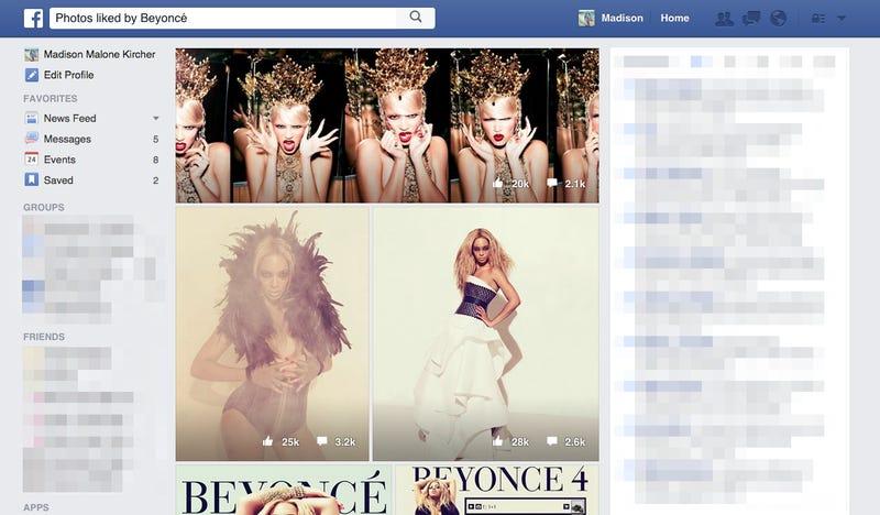 Photos that Kim Kardashian West liked