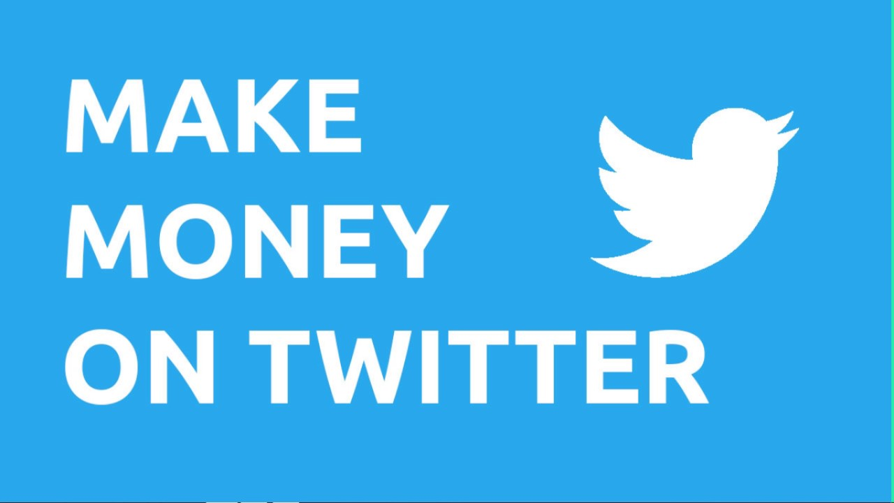 money on twitter
